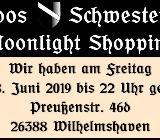 Dodos-Schwester Moonlight Shopping bis 22 Uhr geöffnet Mittelalter Laden in Wilhelmshaven - Wilhelmshaven