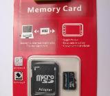 1024 GB gl. 1TB Microdata U1 Blue Line und Black Kl.10 TF Micro SD Speicherkarte - Zetel