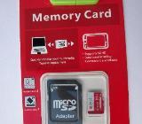 1024 GB Premium+ V Micro SD Memory TF Card Slot(Rot) Class 10 High-Speed 10 MB/S - Zetel