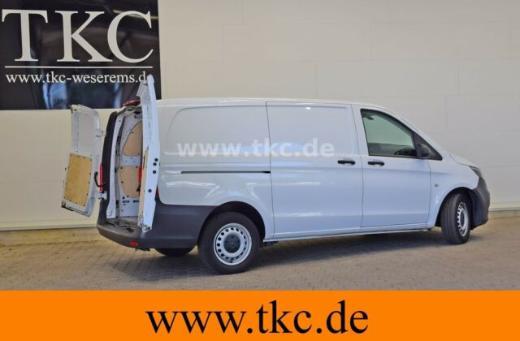 Mercedes-Benz Vito 116 CDI lang Ka Klima Hecktüren EU6 #59T246