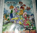 Alle mit Kinder  Ausmalbilder Digimon für Kids - Kirchlinteln