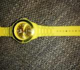ICE watch gelb ohne Verpackung mit neuer Batterie - Tarmstedt