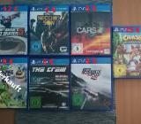 Diverse PS4 Spiele - Top Zustand - Bad Zwischenahn