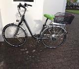 Gut erhaltenes E-Bike - Bremen