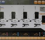 POWER DYNAMICS PD504B 4X 50-KANAL UHF FUNKMIKROFON SET - Bremen