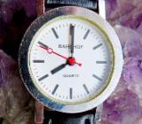 Beliebte Damen-Armbanduhr mit Lederarmband, Batterie neu, funktioniert einwandfrei, gebraucht! - Diepholz