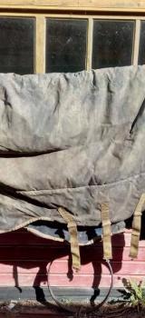 Horseware Rambo Supreme mit Halsteil - Lemwerder