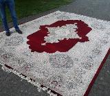 Orient Teppich gebraucht handgeknüpft - Thedinghausen