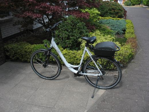 Rixe-Fahrrad - Lilienthal