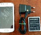 Galaxy D DUOZ - GT S 7562 - 2 SIM Kartenfächer- Glasbruch - Worpswede