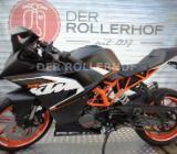 KTM RC 125 ABS - Langwedel (Weser)