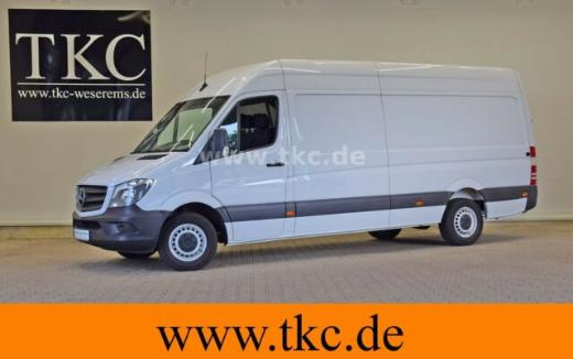 Mercedes-Benz Sprinter 314 CDI Maxi Ka Klima AHK 3,5t #79T283
