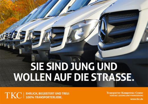 Mercedes-Benz Sprinter 316 CDI/43 Maxi Pritsche AHK 3t #79T286