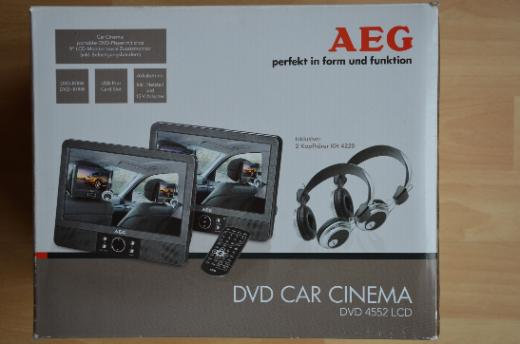 DVD Car Cinema