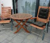 Gartentisch + 2 Stühle - Bremen