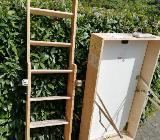 Bodentreppe 2-teilig in Holz von Dolle zu verkaufen - Tarmstedt