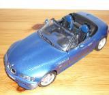"""Bburago """"BMW roadster 1996"""" 1:18 - Bremen"""