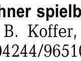 Akkordeon Hohner spielber -