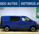 Opel Vivaro L1H1 1.6 CDTI 3-Sitze Klima AHK - Zeven