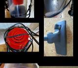Marken-Zyklon-Staubsauger, beutellos, mit Zubehör, gebraucht, aber gepflegt und funktioniert! - Diepholz