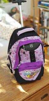 Rollrucksack für Kindergarten