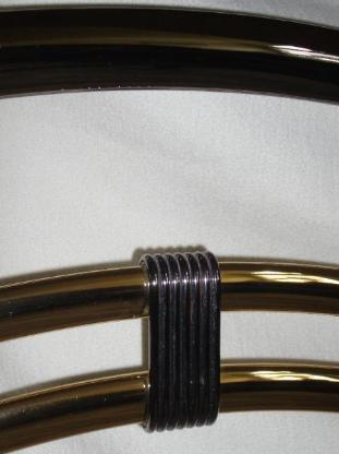 Doppelbettgestell aus Metall - Osterholz-Scharmbeck