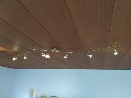 zwei Sechsflammige Deckenstrahler LED - Osterholz-Scharmbeck