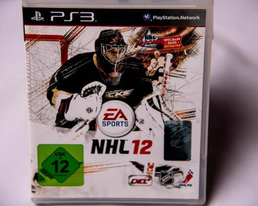 NHL 12 Hockey PS3 - Emstek