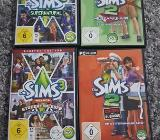 Sims 2 - Wilde Campus Jahre & Sims 2 Open for Buisness - Sande