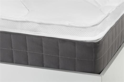 Matratzenauflage 140x200 3D AIR Hotel Mattress Topper White ReVyt - Friesoythe