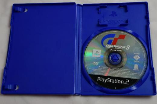 Gran Turismo 3 A-Spec --PS2--DVD-Box - Emstek