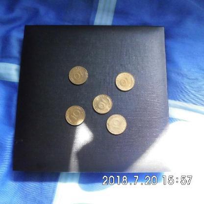BRD 10 Pfennig 1984 - Bremen
