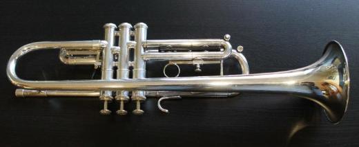 """Getzen U.S.A. B - Trompete, Mod. """"Capri"""" inkl. Koffer - Bremen Mitte"""