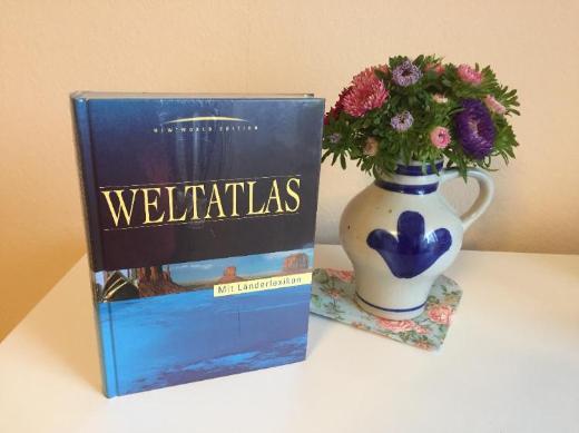 Falk Weltatlas New World Edition mit Länderlexikon -neu- - Bremen