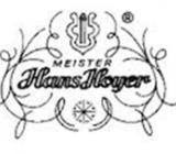 Meister Hans Hoyer F - Waldhorn, Mod. 700G. Goldmessing. Neuware - Bremen Mitte