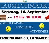 Hausflohmarkt +++ ALLES MUSS RAUS +++ - Langwedel (Weser)
