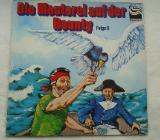 LP: Die Meuterei auf der Bounty Folge 2 - ZEBRA - 1978 - Wilhelmshaven