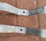 Wandabstandhalter feuerverzinkt 10 cm 2 x Stück - Verden (Aller)