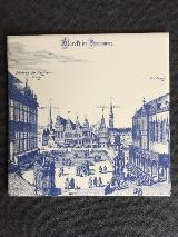 "Vintage Fliese ""Marckt in Bremmen"" Villeroy & Boch"