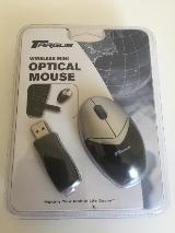 Targus Wireless Mini Optical Mouse -Neu-