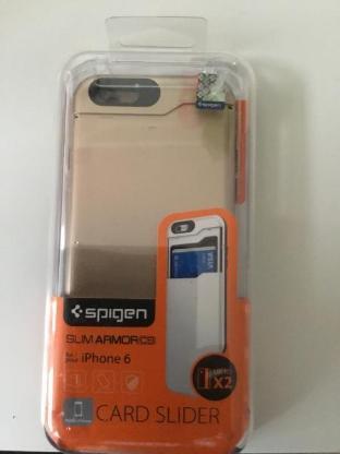 Spigen iPhone 6S Hülle [Slim Armor CS] - Bremen