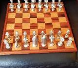 Schachspiel Enzelstück - Bremen