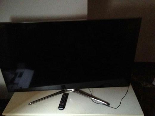 samsung Smart TV 55 Zoll/defekt Mainboard - Martfeld