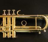Getzen Eterna U.S.A. B - Profiklasse - Trompete, lackiert inkl. Koffer - Bremen Mitte