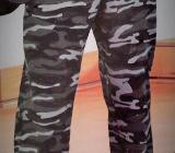 Camouflage Uncle Sam Sporthose 80% Baumwolle in Größe L ( NEU ) - Verden (Aller)