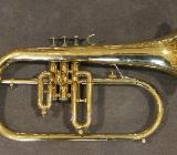 GETZEN Eterna Profiklasse - Flügelhorn Made in U. S. A. - Bremen Mitte