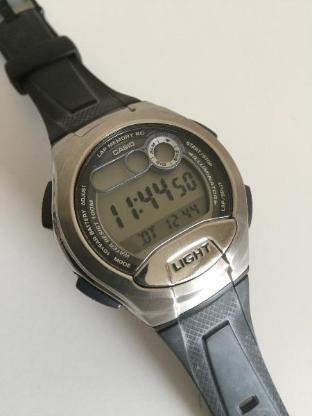 Casio Uhr LAP Memory Sprinter Phys Sportuhr - Bremen