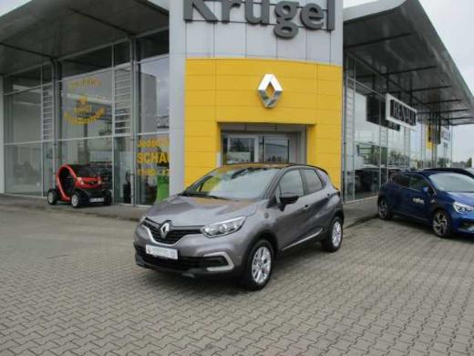 Renault Captur (ENERGY) TCe 90 LIMITED (R)