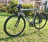 Rennrad mit Agresti-Rahmen - Bremen