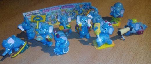 """2 x Die Funny Fanten """" im Cluburlaub+Stars in der Manege 1995/1998 - Verden (Aller)"""